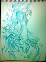 Sephiroth by Ly-Sinner