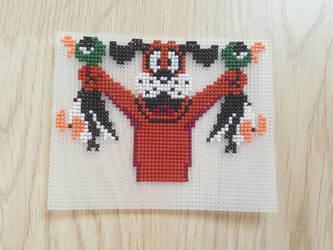 Duck Hunt Dog Cross Stitch by EliStitching