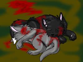 Sorrow by Toby-Wolfkat