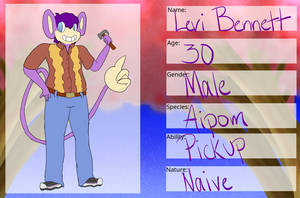 PA: Levi Bennett by smootht4lker