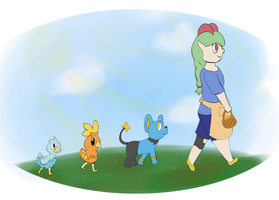 HL: Follow the Feeder by smootht4lker