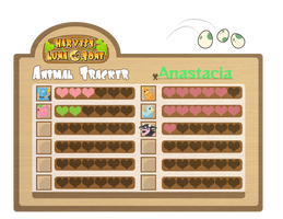 HL: Anastacia Animal Tracker by smootht4lker