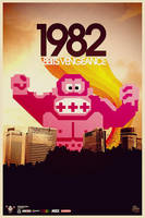 1982 - 8BITS vengeance by yoma82