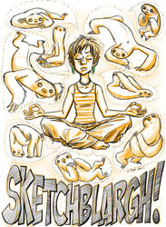 Sketchblargh splash by thalia-is-crazy