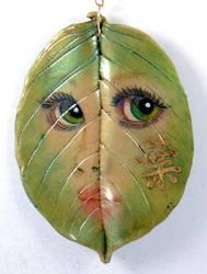 Spirit of Nature pendant by ElysianField