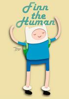 Finn - The Human by tirmesaito