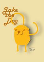 Jake - The Dog by tirmesaito