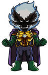 Chibi villains: Lord Helspont by Marvilius