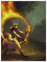 Ring of Fire by kalamu