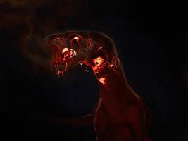 A Fire Within by kalamu