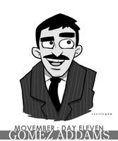 movember 11 by striffle