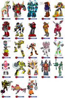 Autobots, Roll Out by striffle