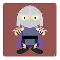 shredder by striffle