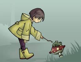 Froggie Style by MisSYosHi