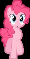 Pinkie Pie observes by IAmADinosaurRARRR