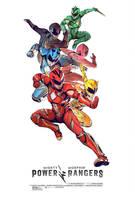 Power Rangers 2: Mighty Morphin' Power Rangers by nei1b