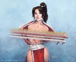Mai censored by Toramarusama