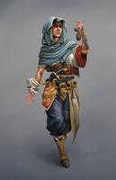 Lucia by Toramarusama