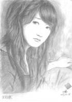Girl Portrait - wyr by coolwanglu