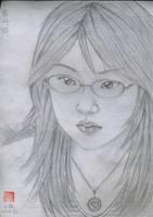 Girl Portrait - cdq by coolwanglu