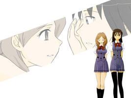 Ushio x Sumika by xXhimechanXx