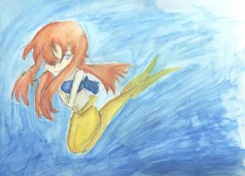 Melody Mermaid by HappehCakes