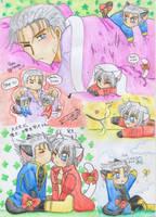 Neko no Dante n Vergil 2 by Tc-Chan