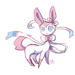 Sylveon by jojo263
