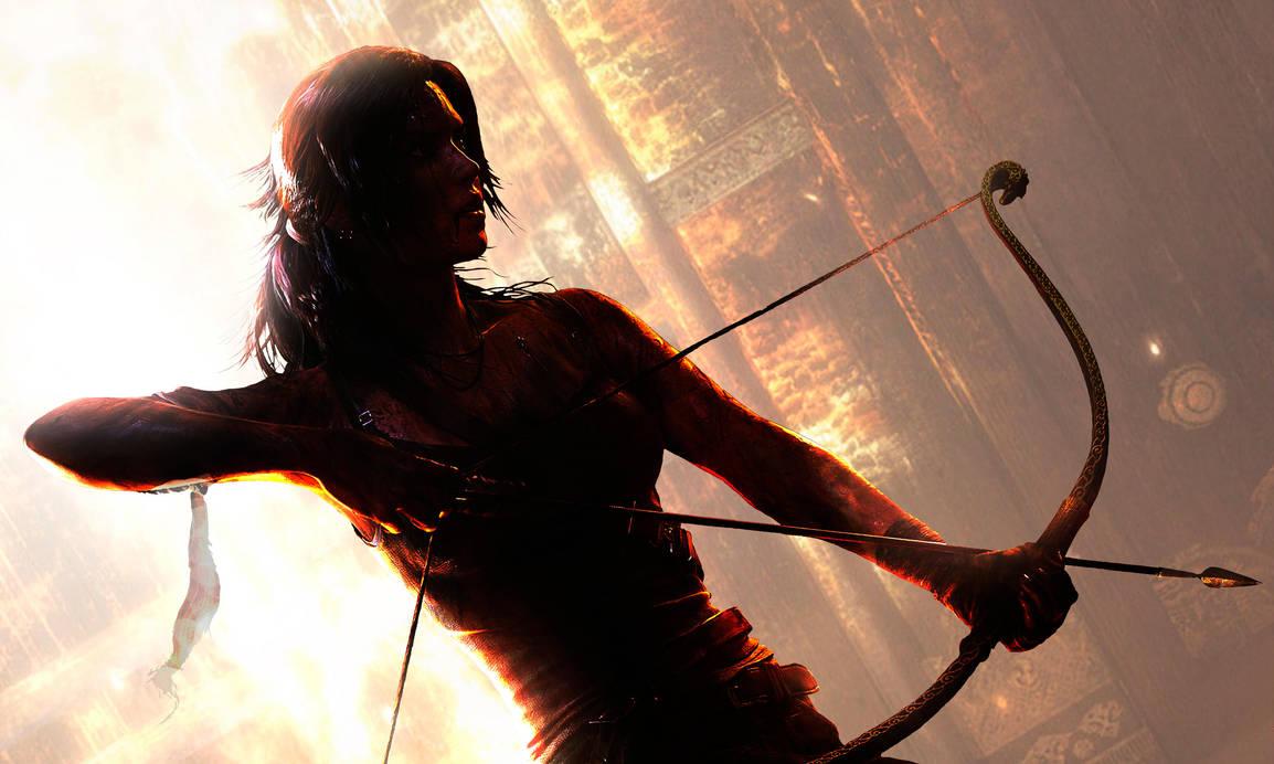 Tomb Raider Reborn Contest by salvadorguerra