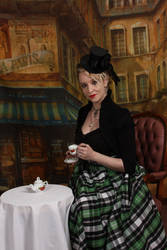 I Have Always Adored Bergamot Tea by Morgaine-le-Fay