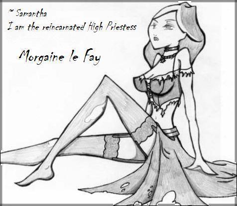 Morgaine-le-Fay's Profile Picture