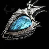 NAHZDURK DRACO ( dragon's eye ) by LUNARIEEN