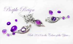 Purple Reign by LUNARIEEN