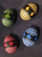 Amu's Shugo Chara Eggs by Tia-Rii