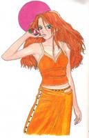 Peach Girl 1 by shojintakaru
