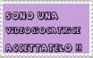 stamp italian version by Delew