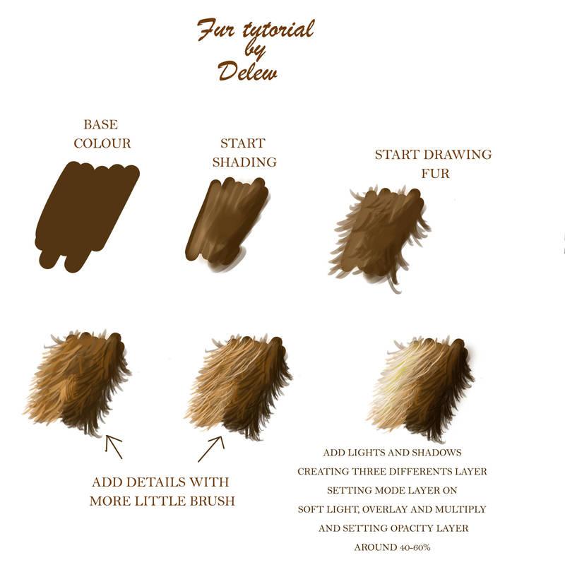Fur Tutorial by Delew