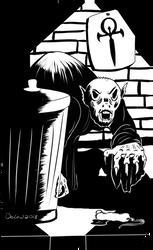 Nosferatu by Delew