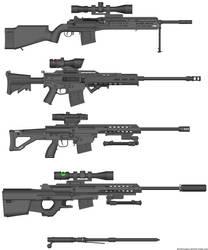 WSW Sniper System by RoShinAU