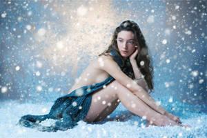 Christmass snow by AurimasValevicius