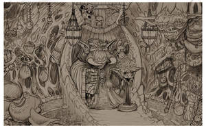 wizard shop by maddagone