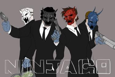 Ninjagopayday2 by Baekim