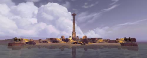La isla del tesoro by Bluuberwolf