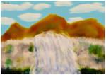 Water Fall by Bluuberwolf