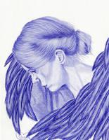 Blue Angel by Cindy-R
