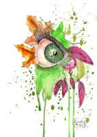 Autumn eye by Cindy-R