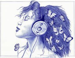 Listen by Cindy-R