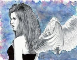 L'ange by Cindy-R