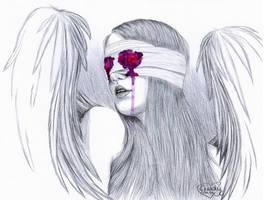 Sightless Angel by Cindy-R