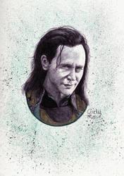 Sketchbook Loki by Cindy-R